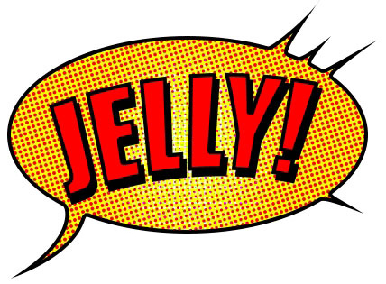 Jelly -- Working together is more fun for everyone!